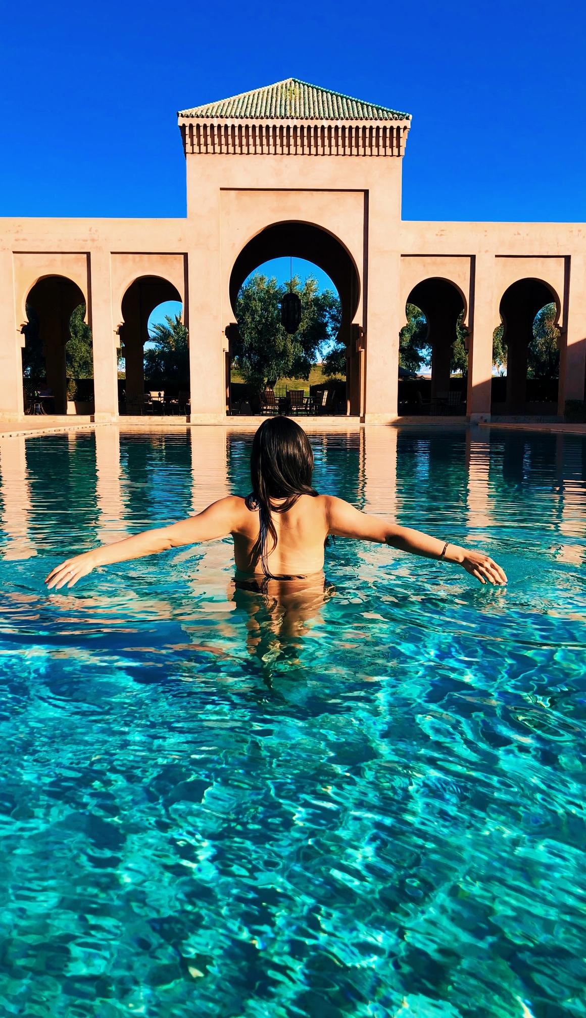 Amanjena Pool