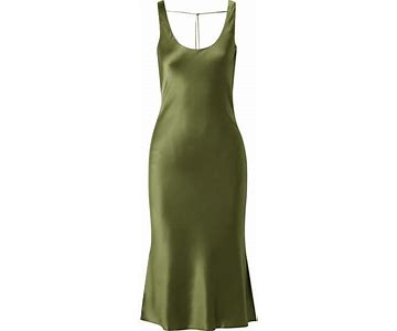 Green silk dress.jpg