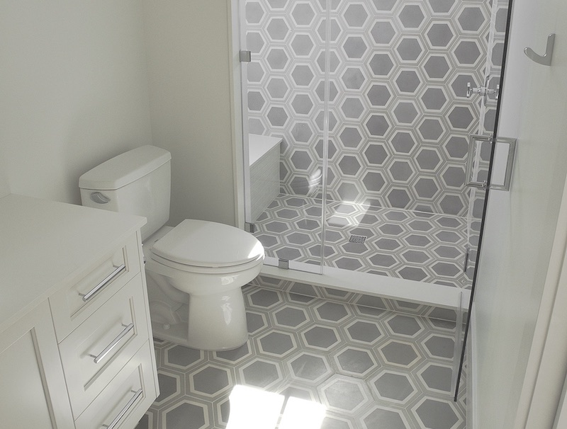 Remodels - Though we are tile specialist, we are qualified to for much more.