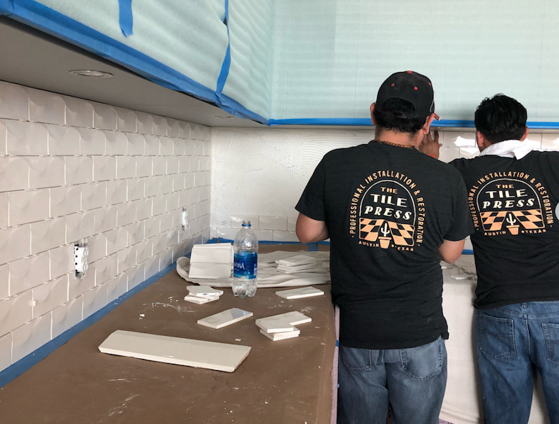 About Us   We are professional tile installers that strive to achieve excellence beyond the industry standard.
