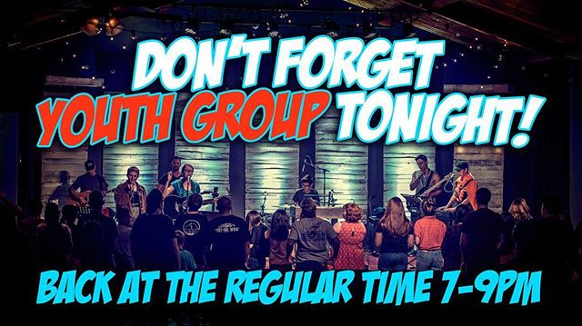 See you tonight at 7 😎🙏🙌🕺💃