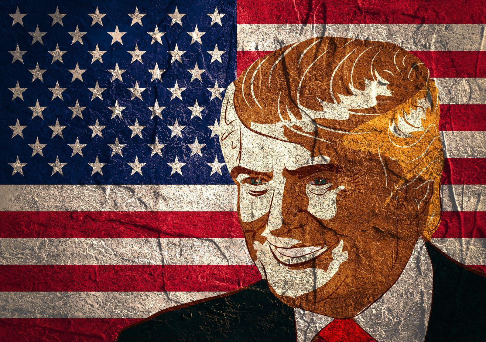 image asset - Let's make America great again!