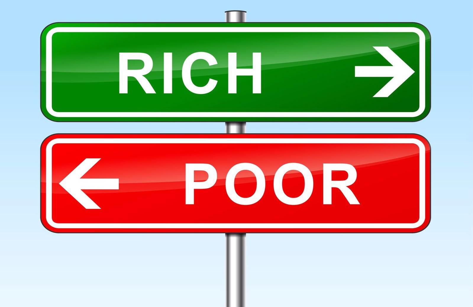 image asset - Богатые и бедные – в чем разница?