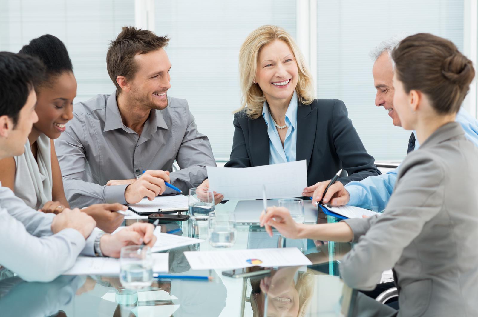 Как сделать встречи более продуктивными? 6 секретов