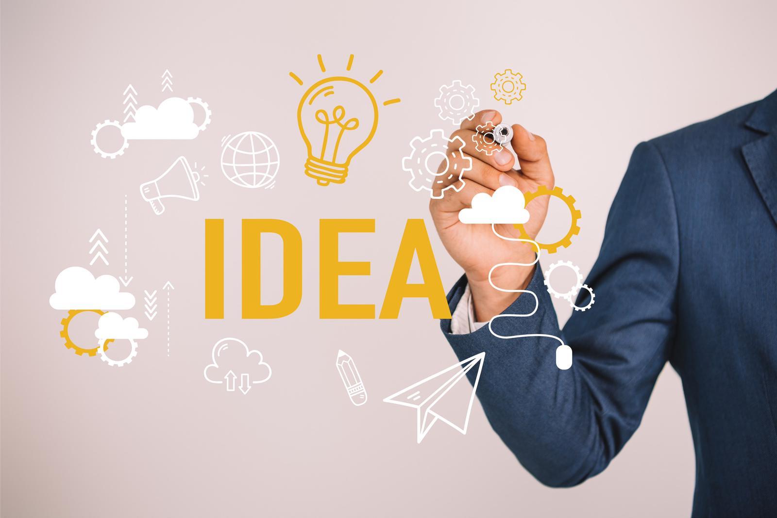 Бизнес идеи онлайн с минимальными вложениями