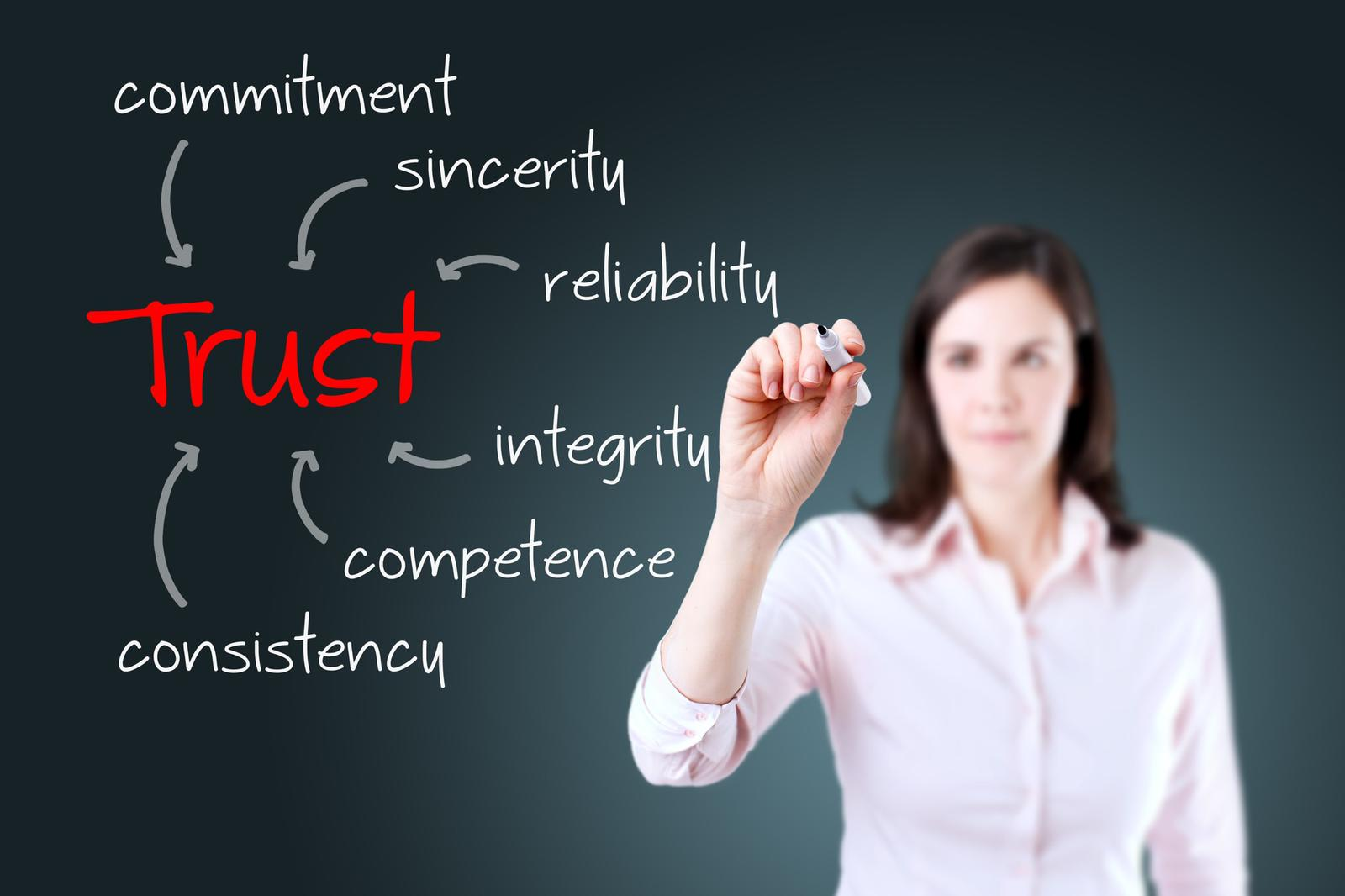 How to earn trust if you haven't got any sale yet