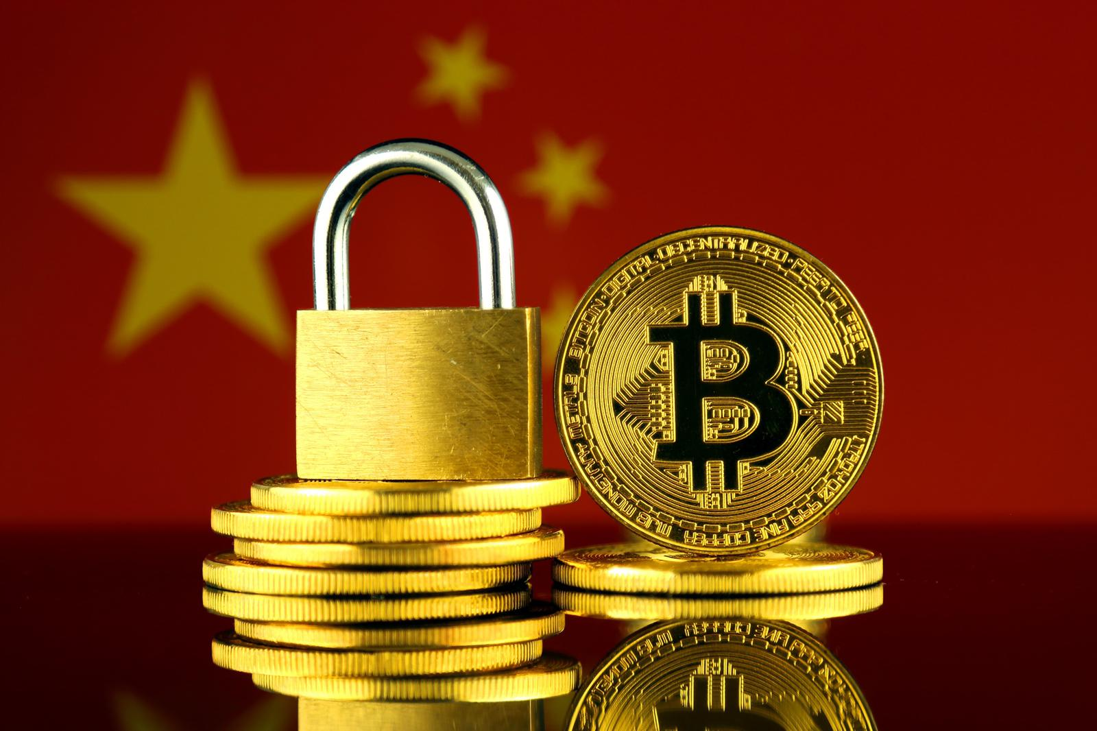 China and cryptocurrency