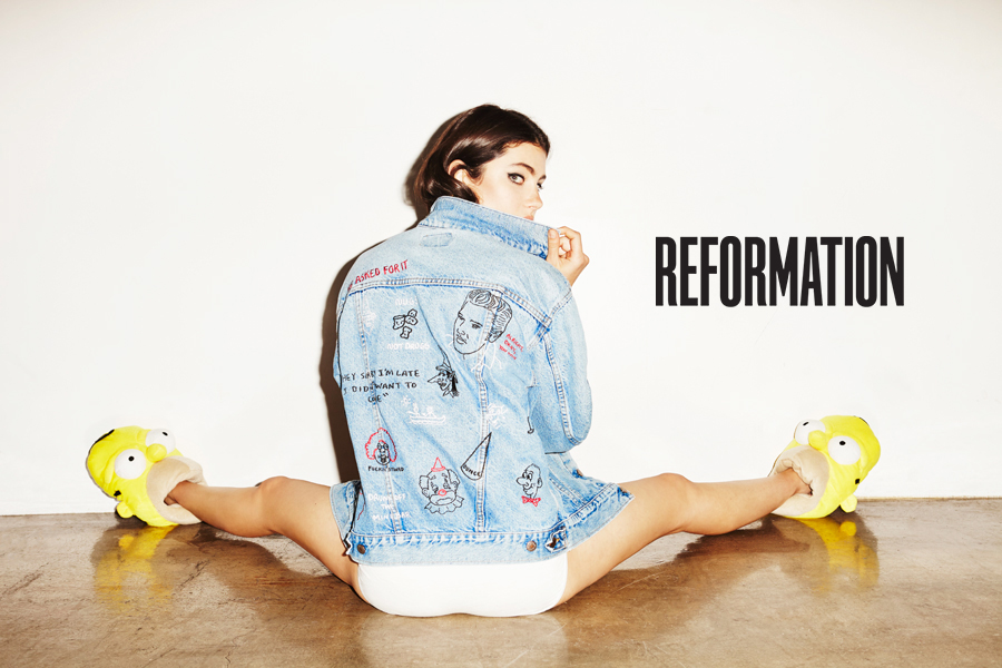 ANNA SPECKHART FOR REFORMATION