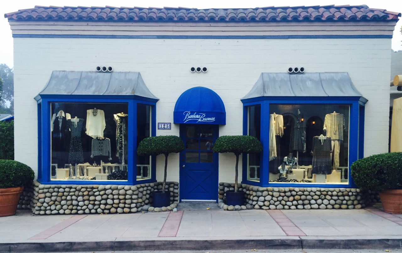 Barbara Bowman Boutique in Ojai