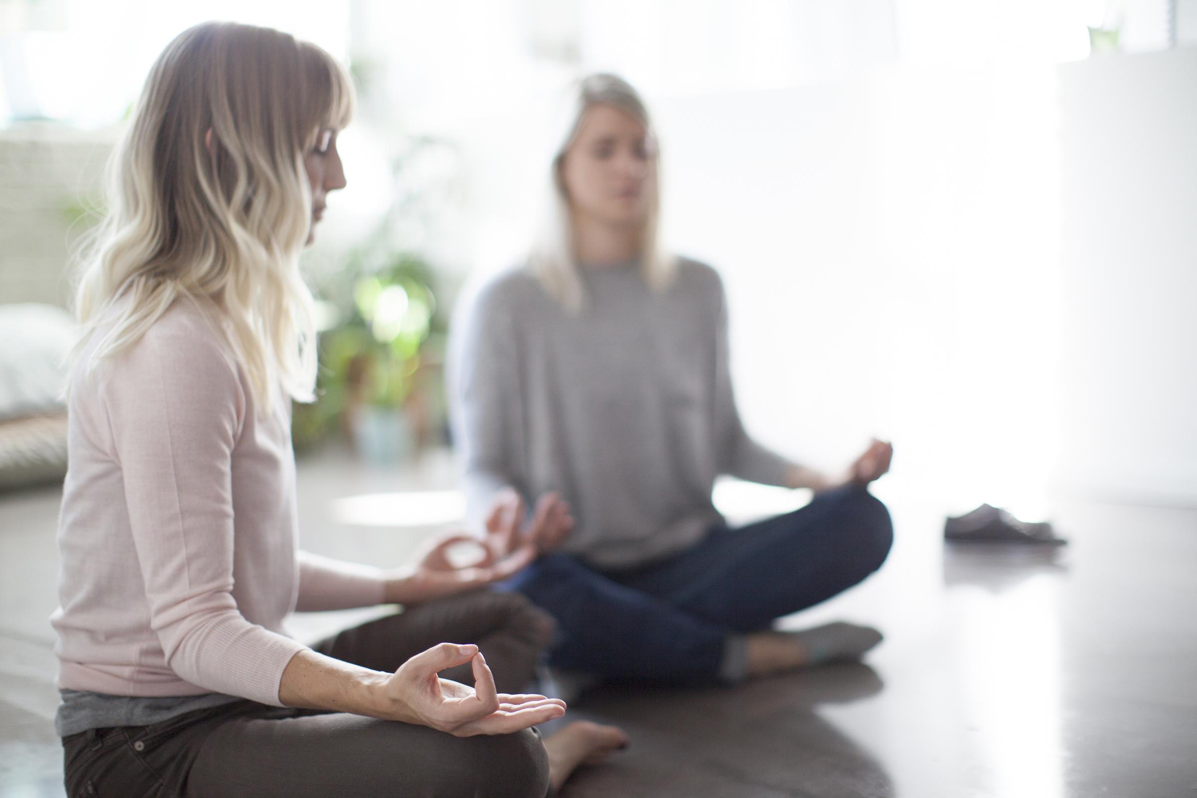 Meditation has been my mental, physical and spiritual saving grace.