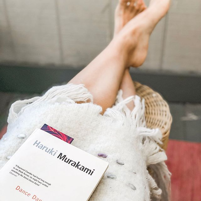 m o v e  s l o w e r⠀ •⠀ This summer has had more delicious, slow moments than I've experienced in a VERY long time.⠀ •⠀ It reminds me of the 'equanimity' that is taught in yoga.. having consistent smooth water.⠀ • ⠀ How?⠀ • ⠀ My literal brain wants to know.⠀ •⠀ I've taken every Saturday off. Completely.⠀ •⠀ I've done my coaching work on Sundays.⠀ •⠀ I've worked on Rise throughout the week.⠀ •⠀ I've started working each morning at 10am because that's what works for me.⠀ •⠀ I've moved intuitively. Running & yoga. Yin and yang.⠀ •⠀ I've ritualized my relationship with Nick. Sunday morning   dates, without fail.⠀ •⠀ I've spent time with friends. Around fires, around dinner tables, outdoors.⠀ •⠀ I've pushed hard for the things I want, and not pushed at all for things that other people want me to want.⠀ •⠀ I don't think my speed has actually changed, just the depths of each moment.⠀ •⠀ Tell me, do you want more of this feeling? Have you moved slowly this summer?