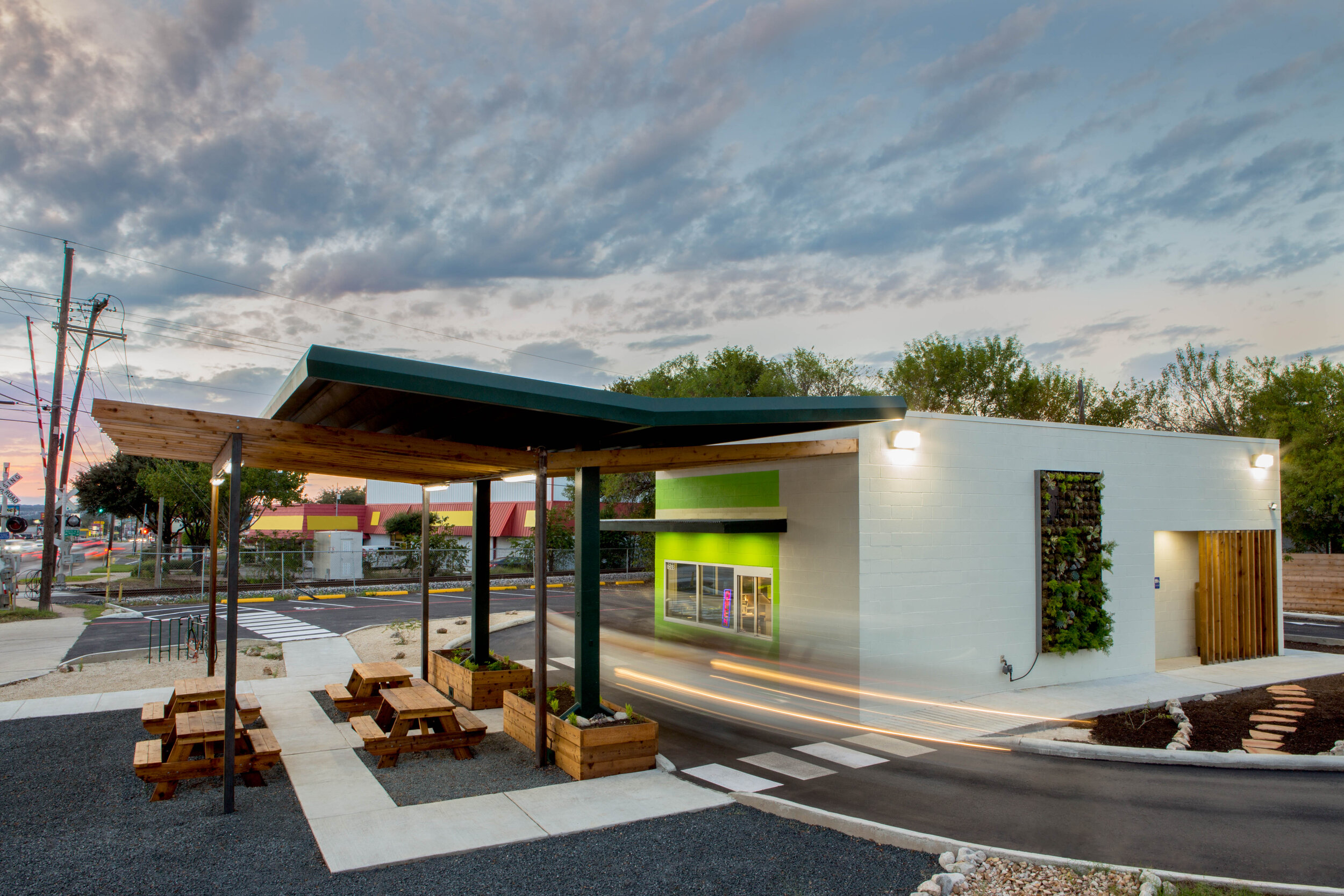 Baby Greens | Lemmo Architecture and Design