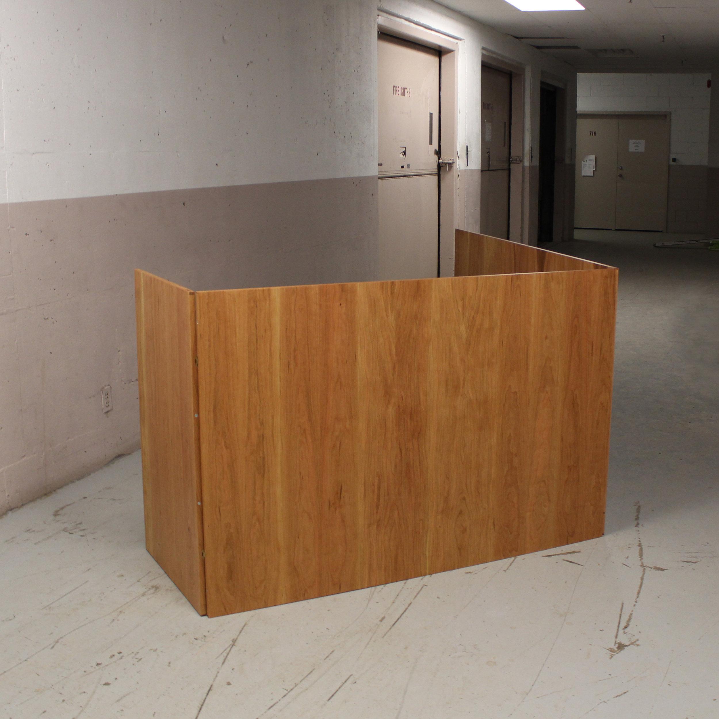 emma senft screen in hallway