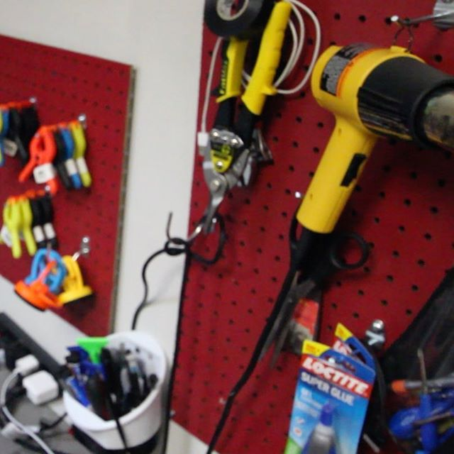 Some of the tools of the trade. Did you know that we can perform most repairs in under an hour?