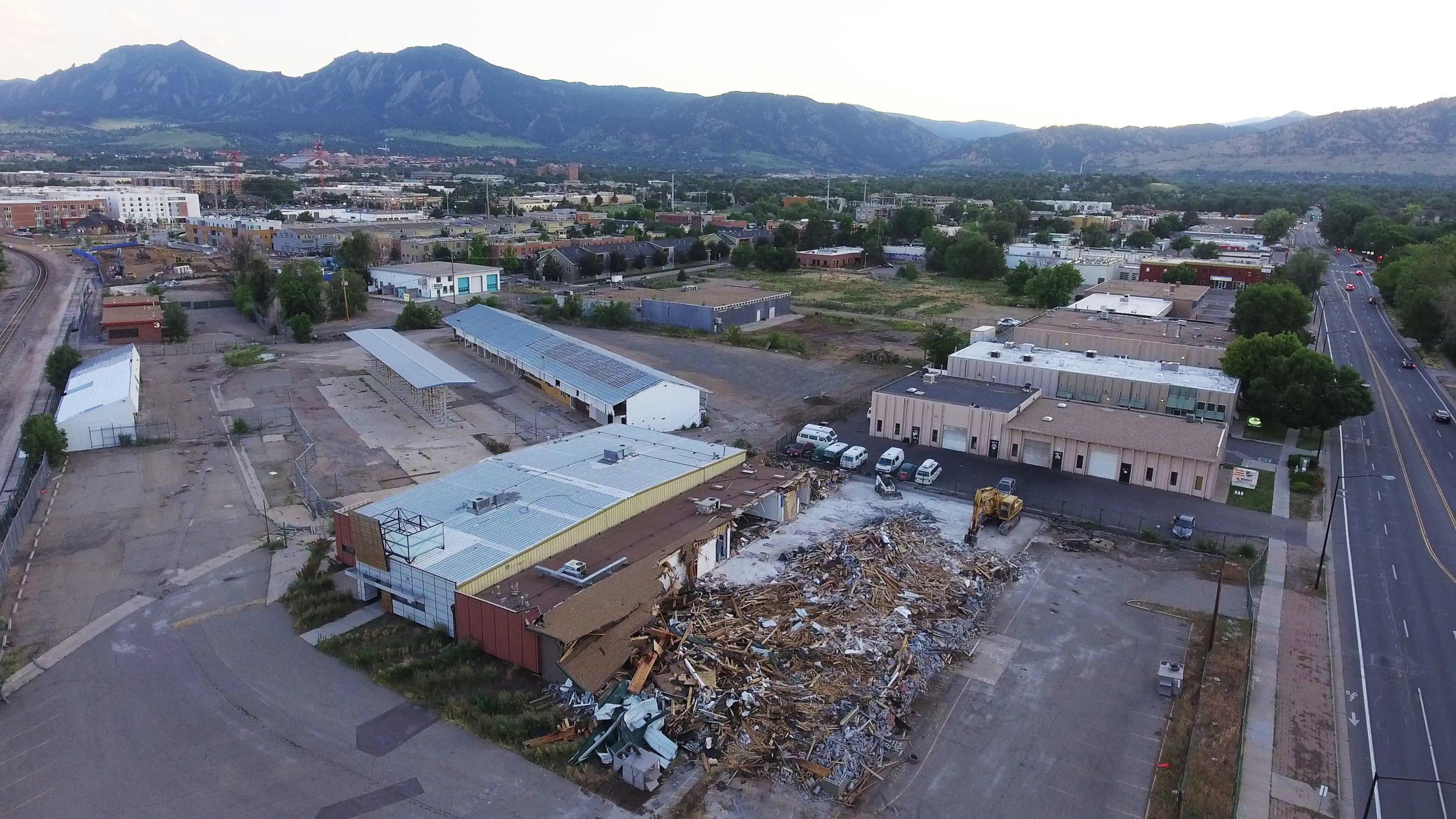 SPARK Boulder, Colorado. July, 2016.