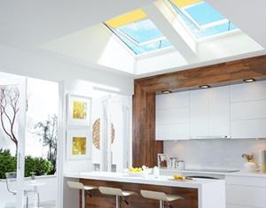Light Filtering Skylight Blinds