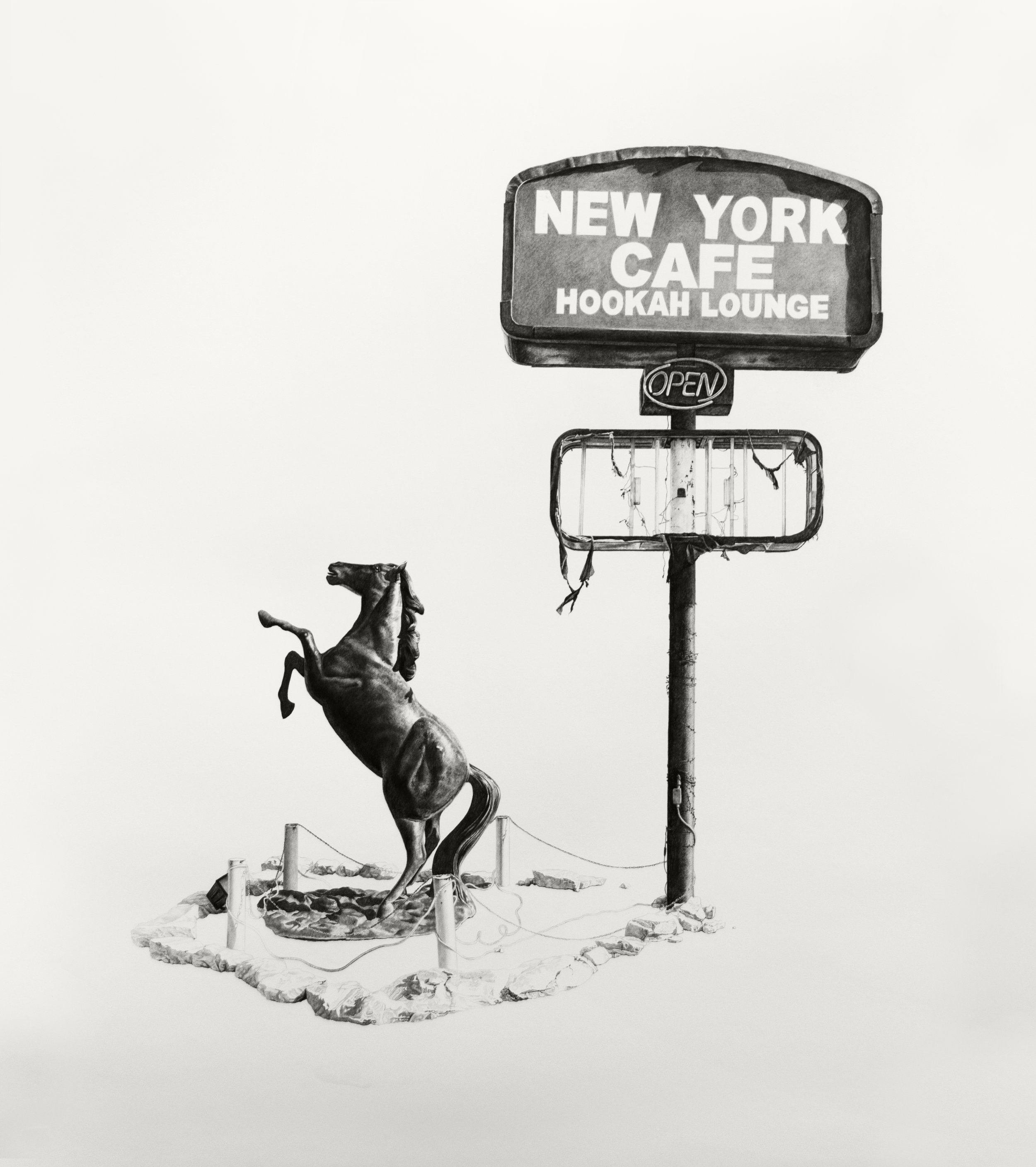 New York Cafe & Lounge