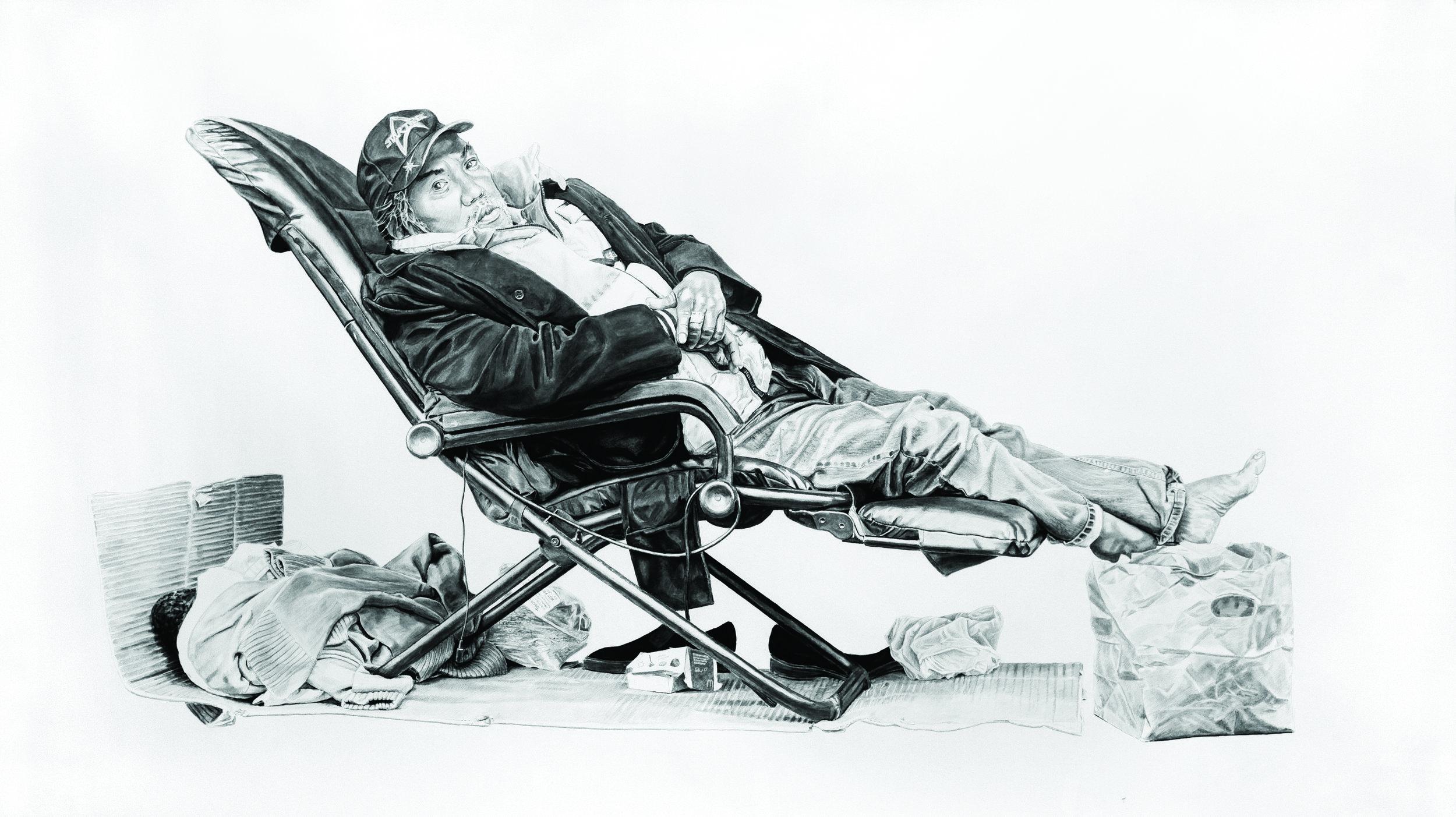 Robert in a Chair