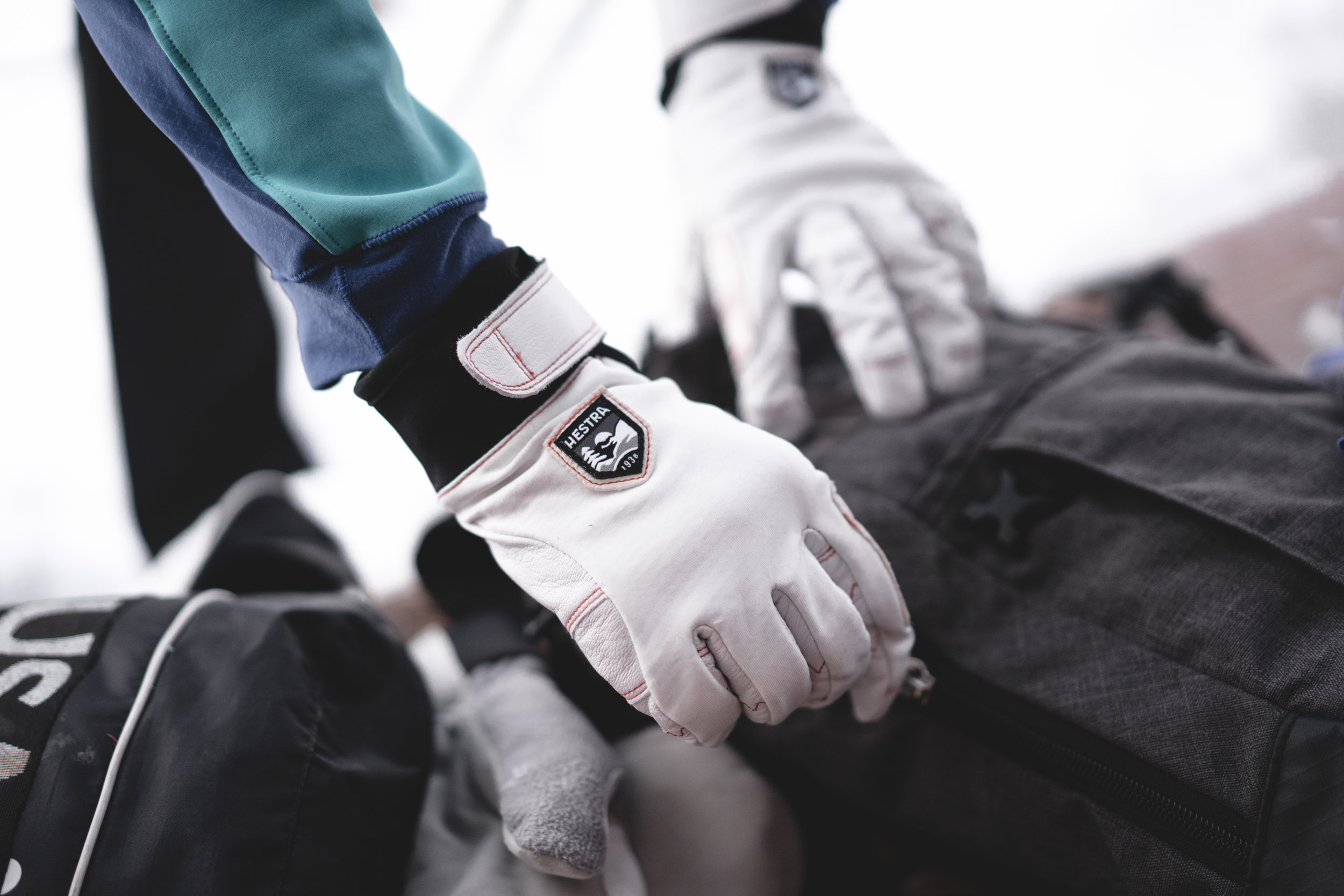 HESTRA ON THE HANDS OF THE WORLDS BEST SKIERS - Family owned Swedish company making hand-wear for the most demanding conditions.