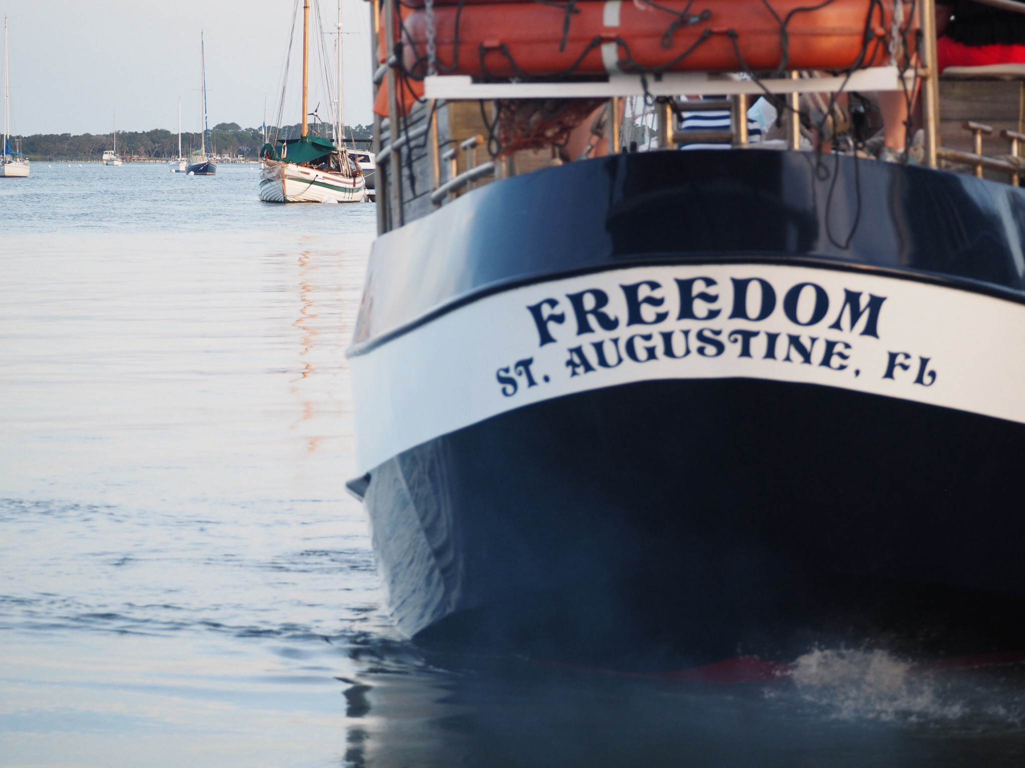 The good ship Freedom