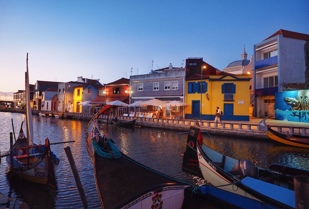 We loved our short stay in Aveiro, an off-the-tourist-radar town between Lisbon and Portugal