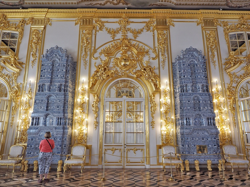 A high point of our Viking cruise in August was a visit to St. Petersburg's Hermitage Museum