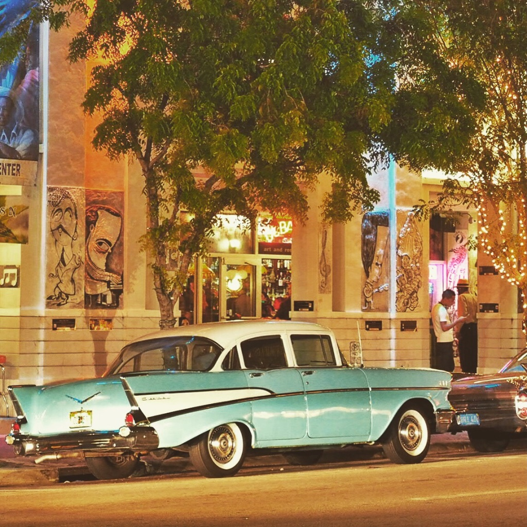 The past lives on in Miami's  Little Havana, which I visited before our April transAtlantic cruise
