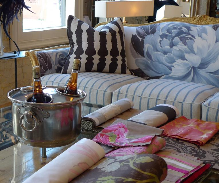 Hand Made Pillows, Seat Cushions & Project samples