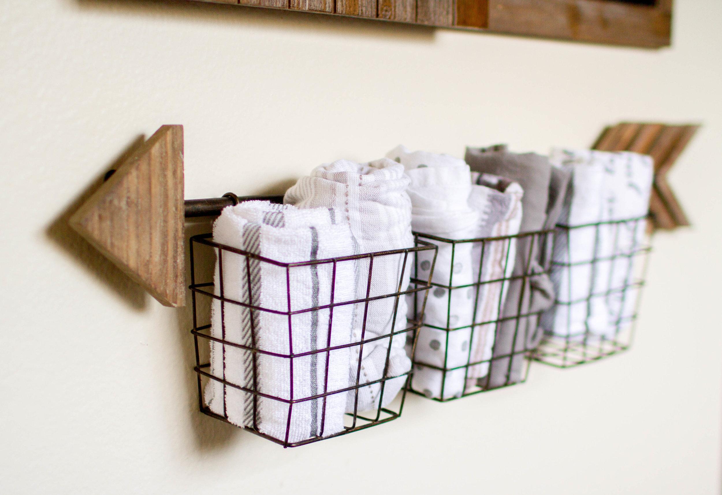Shop kitchen shelf basket  HERE