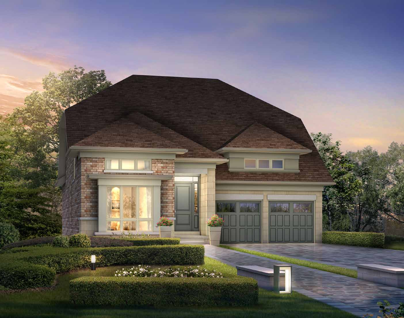 ELEVATION C 3086 sq. ft.