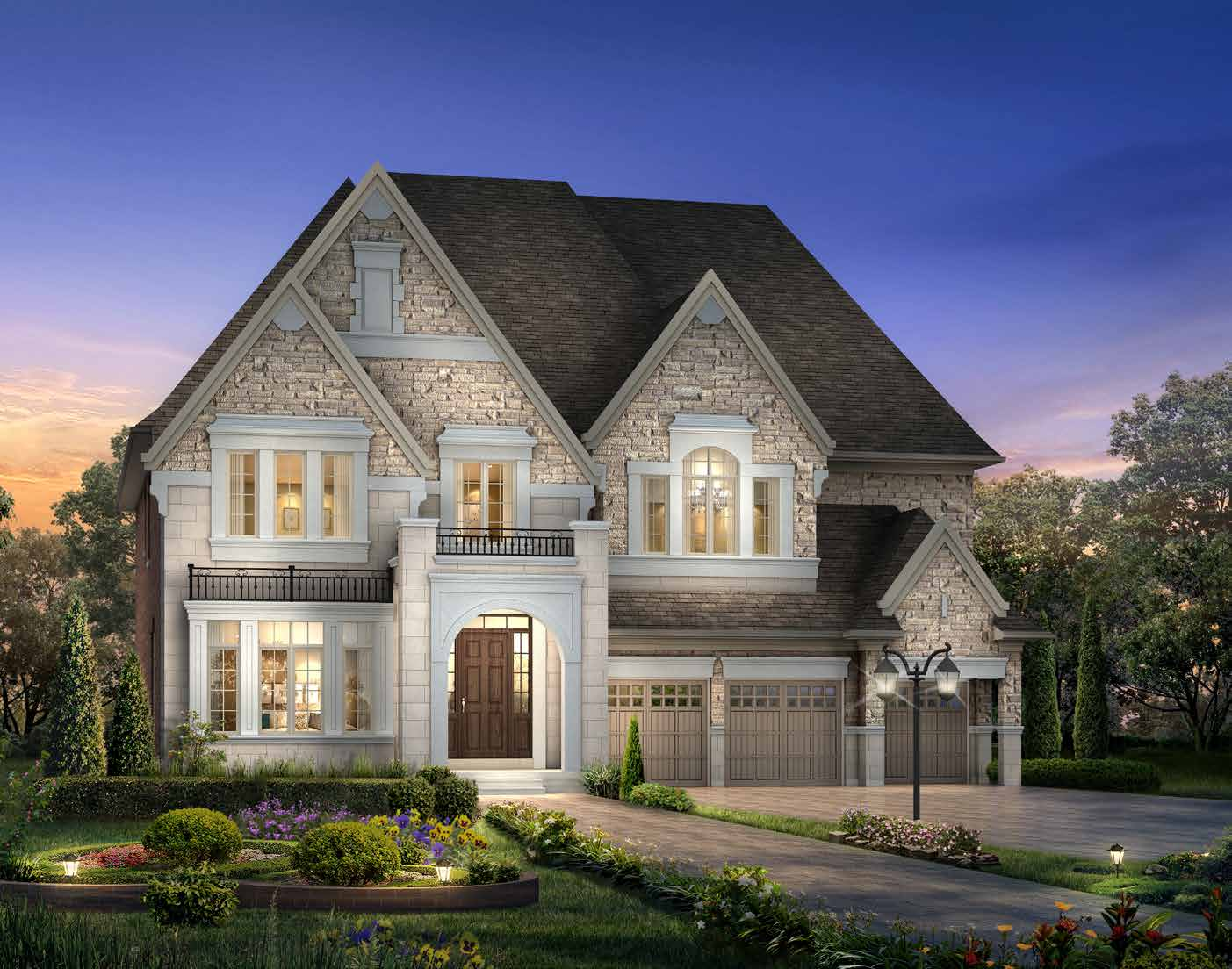 ELEVATION A 5312 sq. ft.