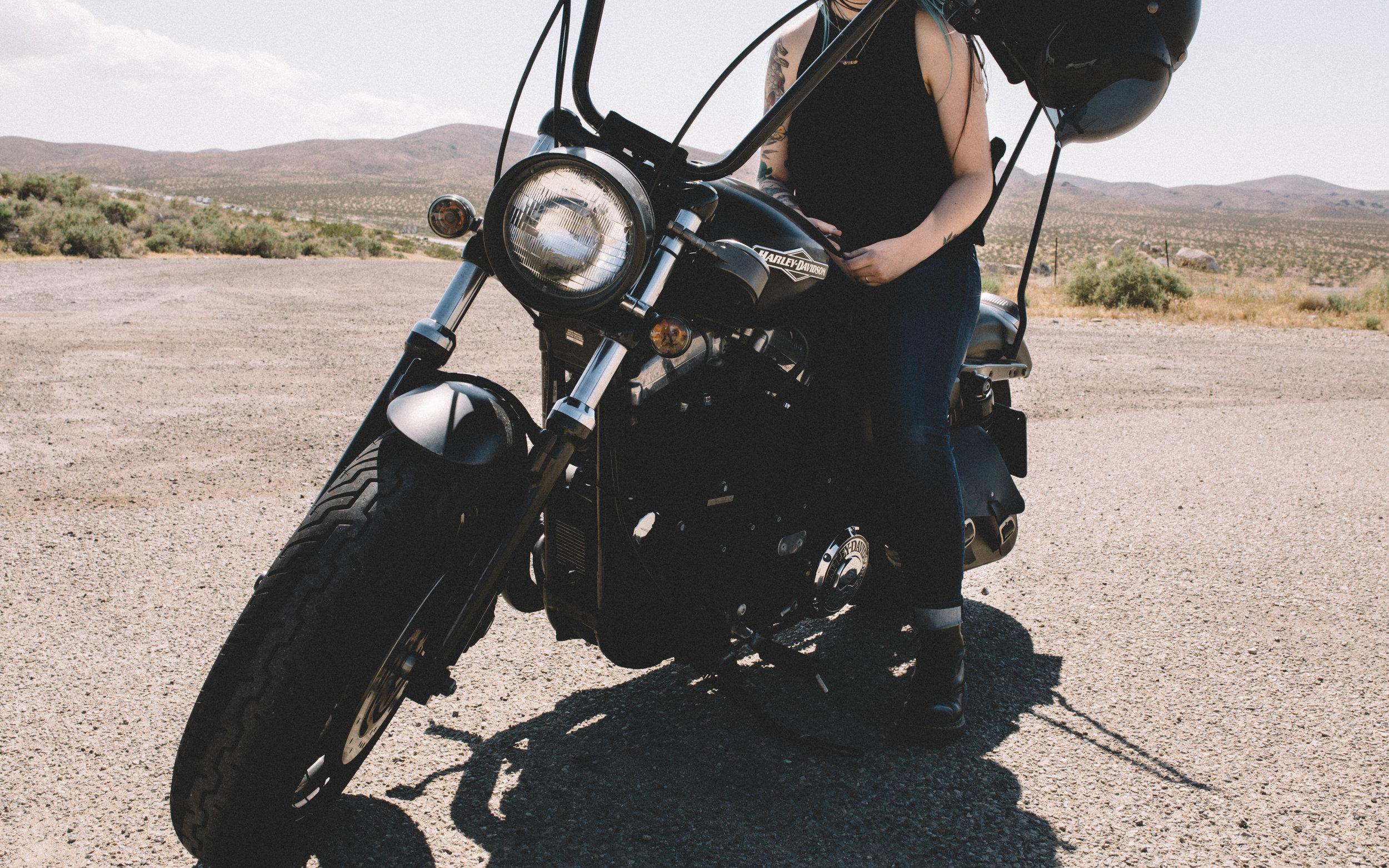 Harley Davidson - SamErica Studios
