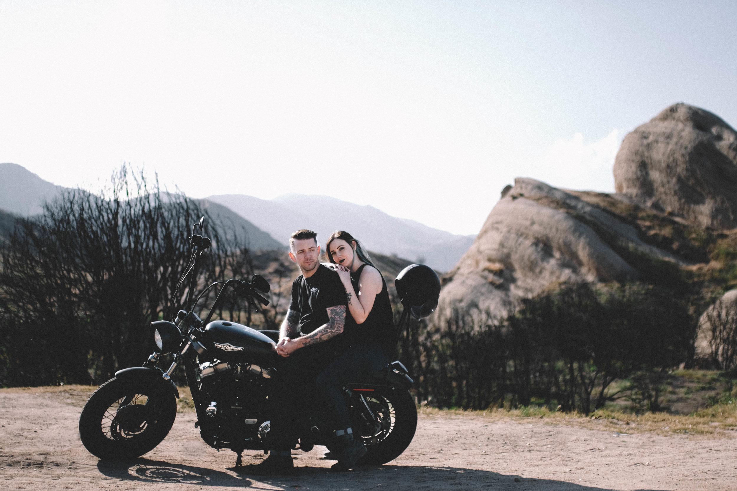 adventure couples photography - SamErica Studios