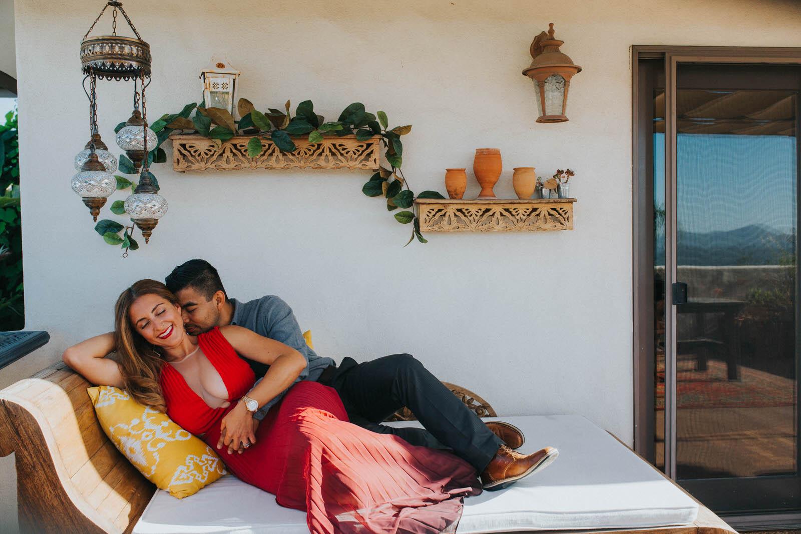 Moroccan In Home Session |SamErica Studios