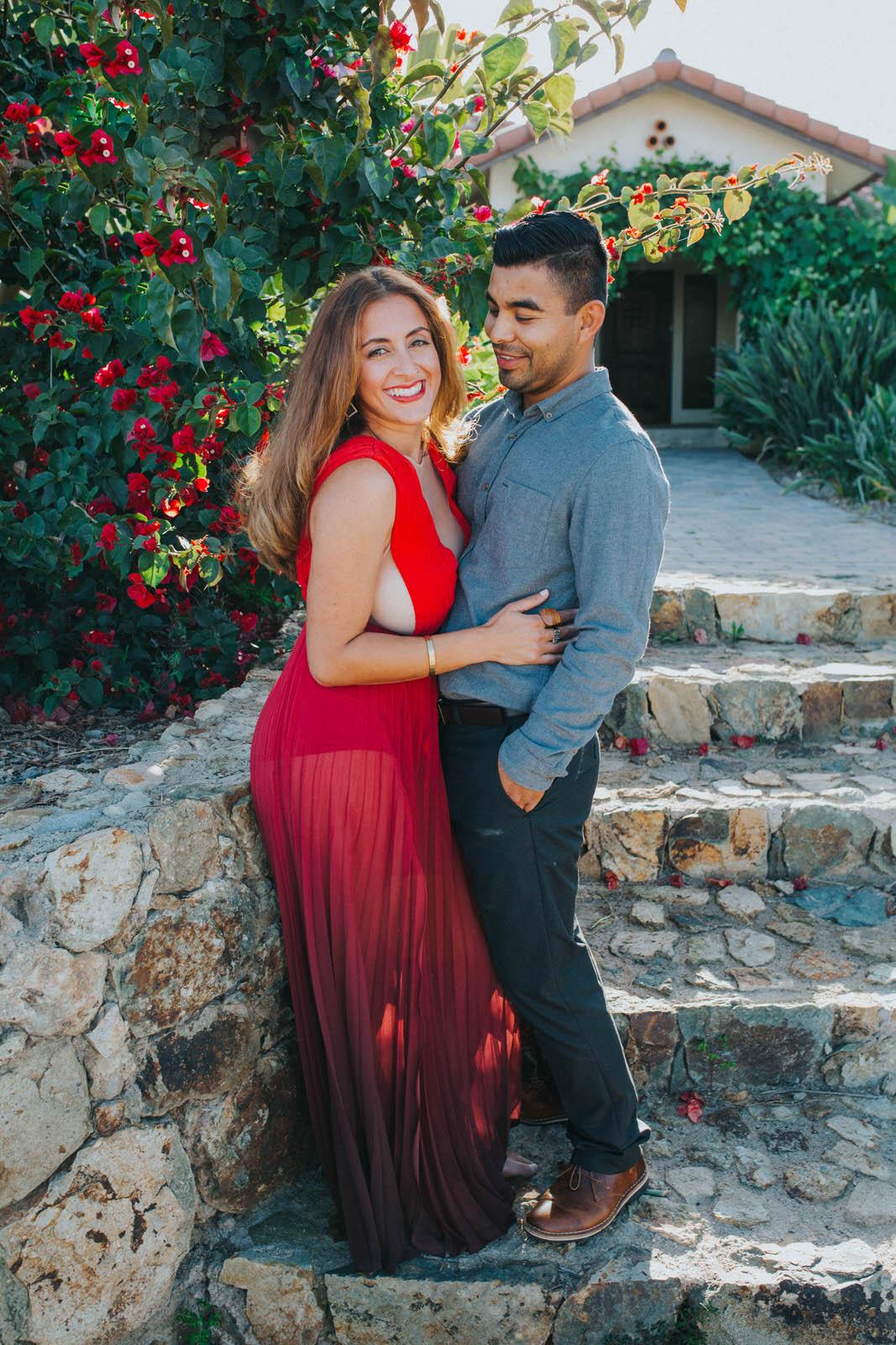 San Diego Couples Session |SamErica Studios