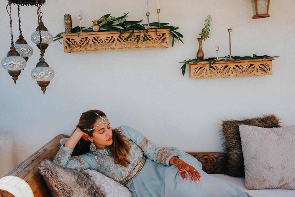 Moroccan Bridal - Aladdin Styled Shoot