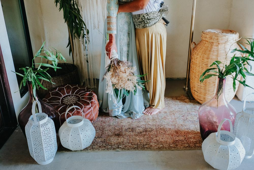 Carpet aisle - Aladdin Styled Shoot