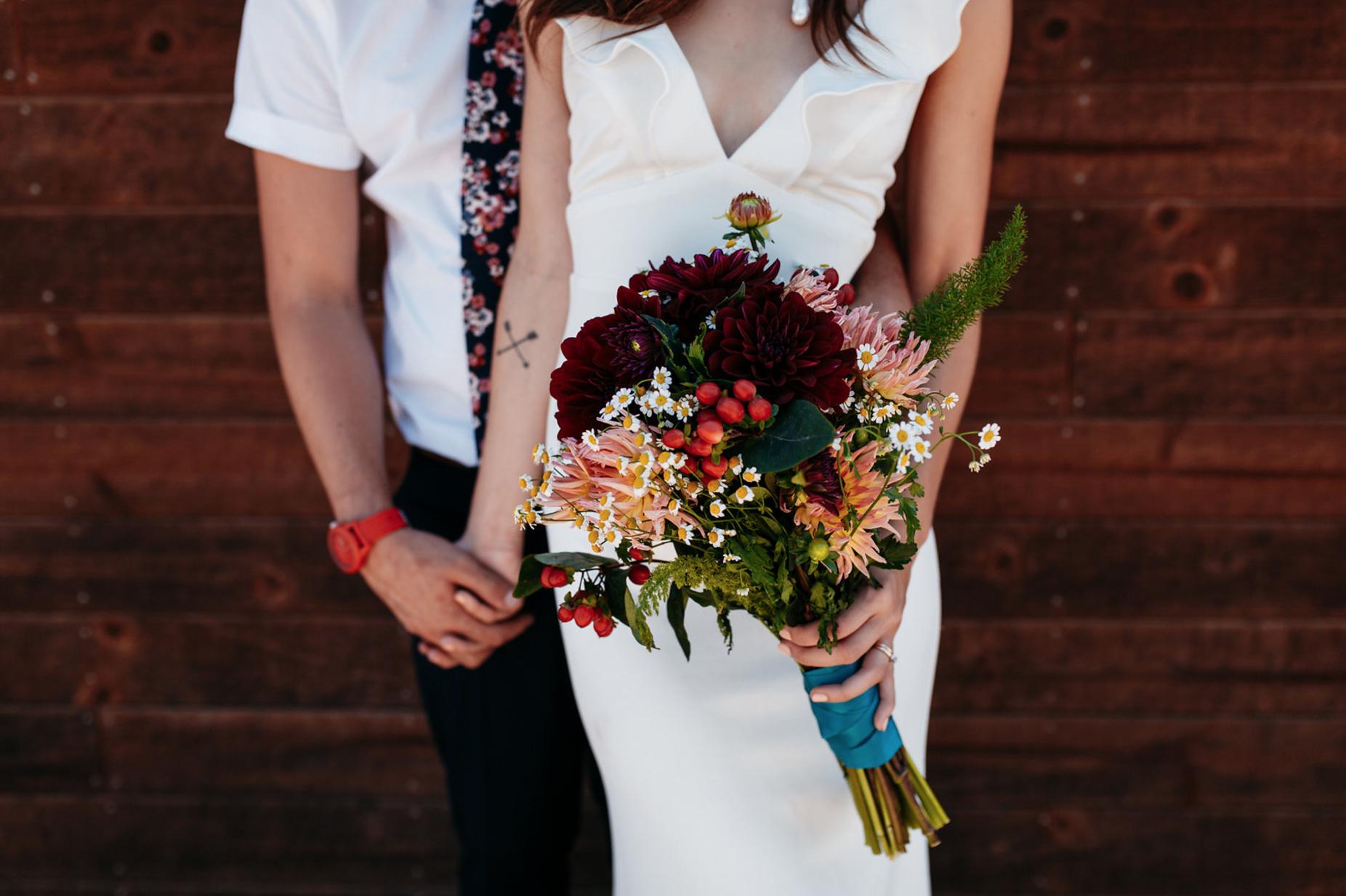 SamErica Studios | Colorful Vintage Mexican Inspired Wedding