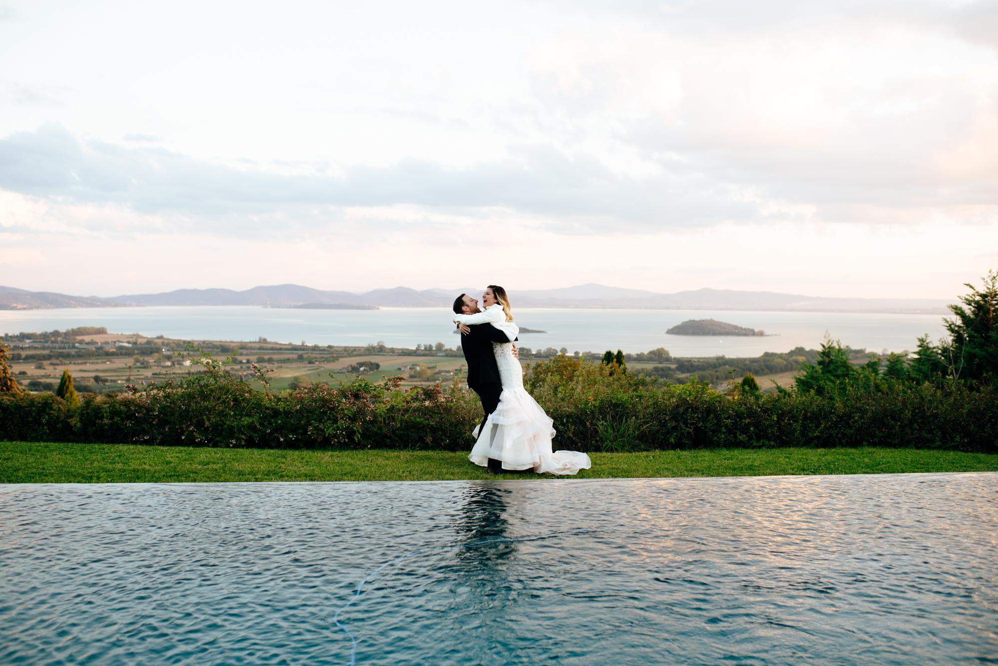SamErica Studios - Cortona Italy Wedding -  Modern Destination Wedding photographers - modern wedding portraits