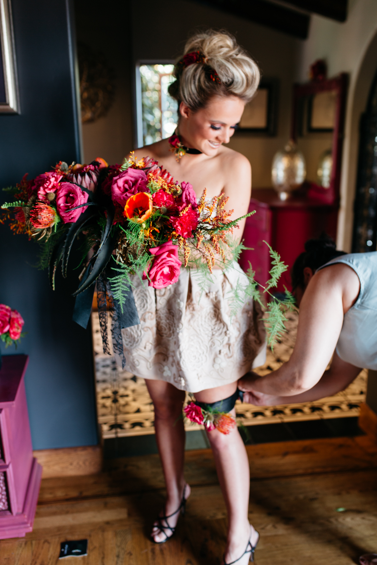 SamErica Studios - San Diego Palm Springs Wedding Photographer - Colorful Rock and Roll Styled Shoot-34.jpg