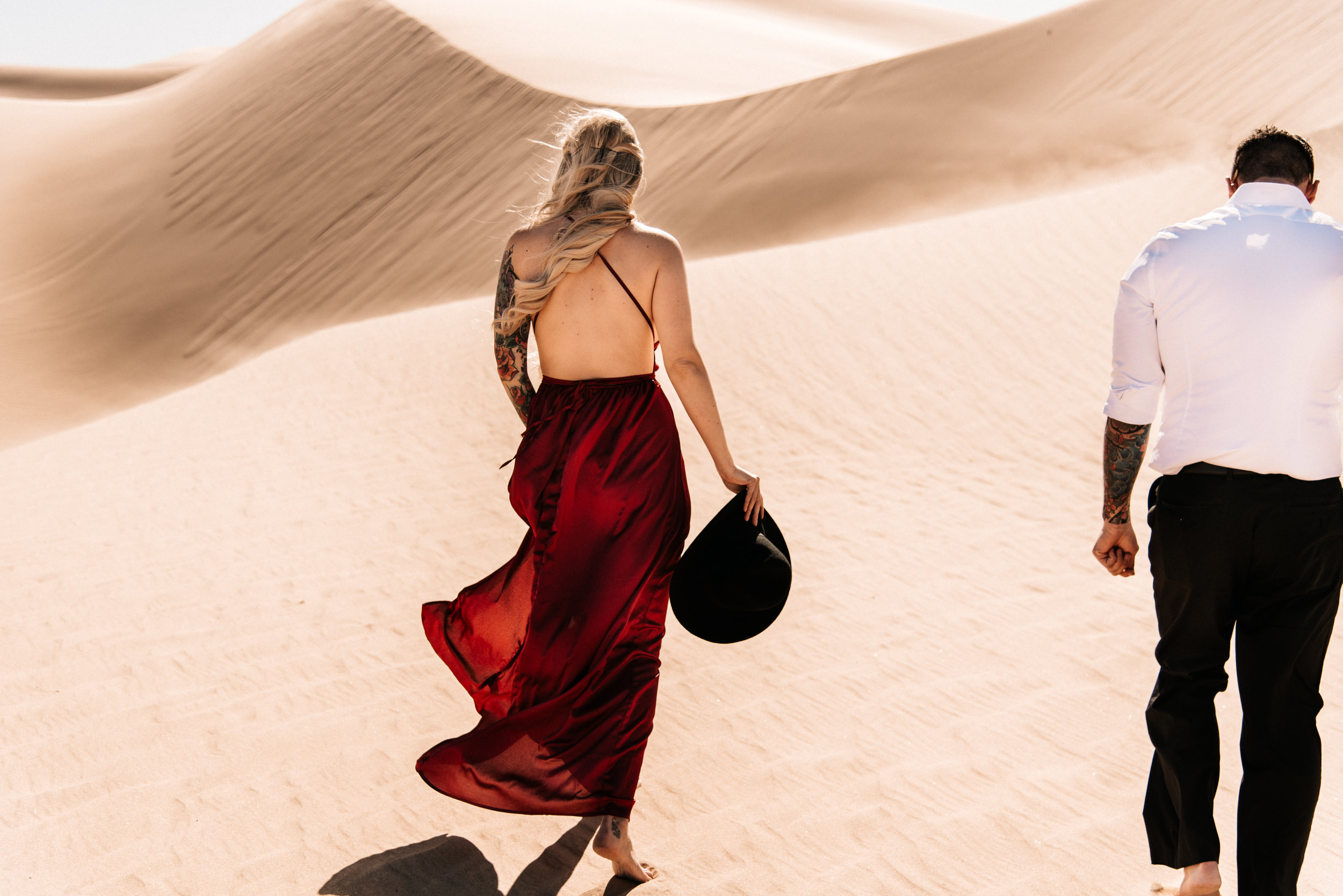 SamErica Studios - Modern San Diego Engagement Photographer - Adventure Engagement Session in Glamis Sand Dunes California-4.jpg