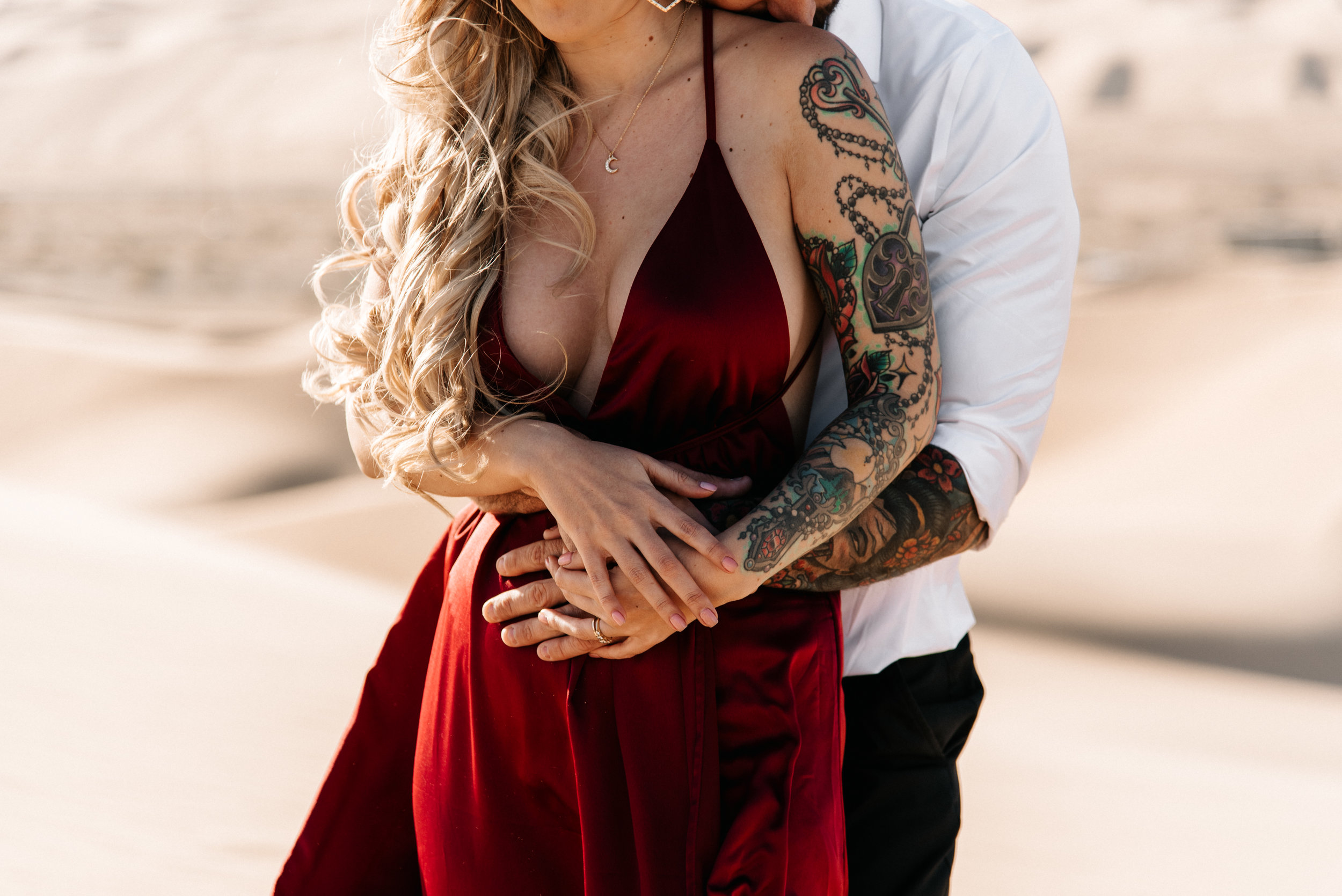 SamErica Studios - Modern San Diego Engagement Photographer - Adventure Engagement Session in Glamis Sand Dunes California-22.jpg