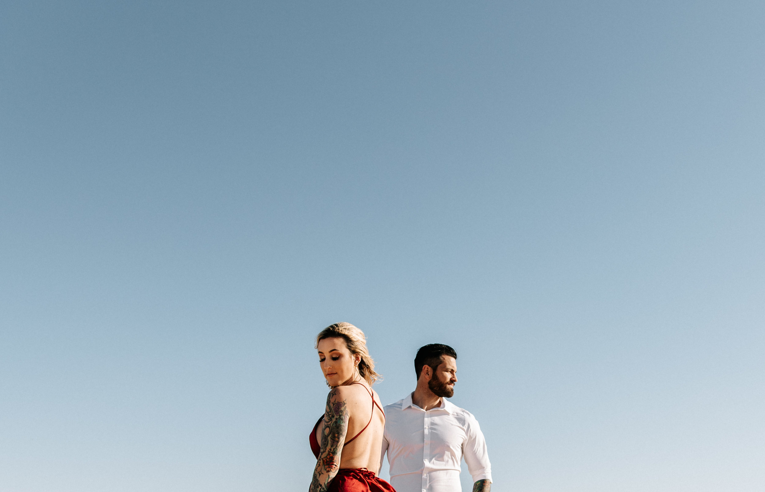 SamErica Studios - Modern San Diego Engagement Photographer - Adventure Engagement Session in Glamis Sand Dunes California-23.jpg