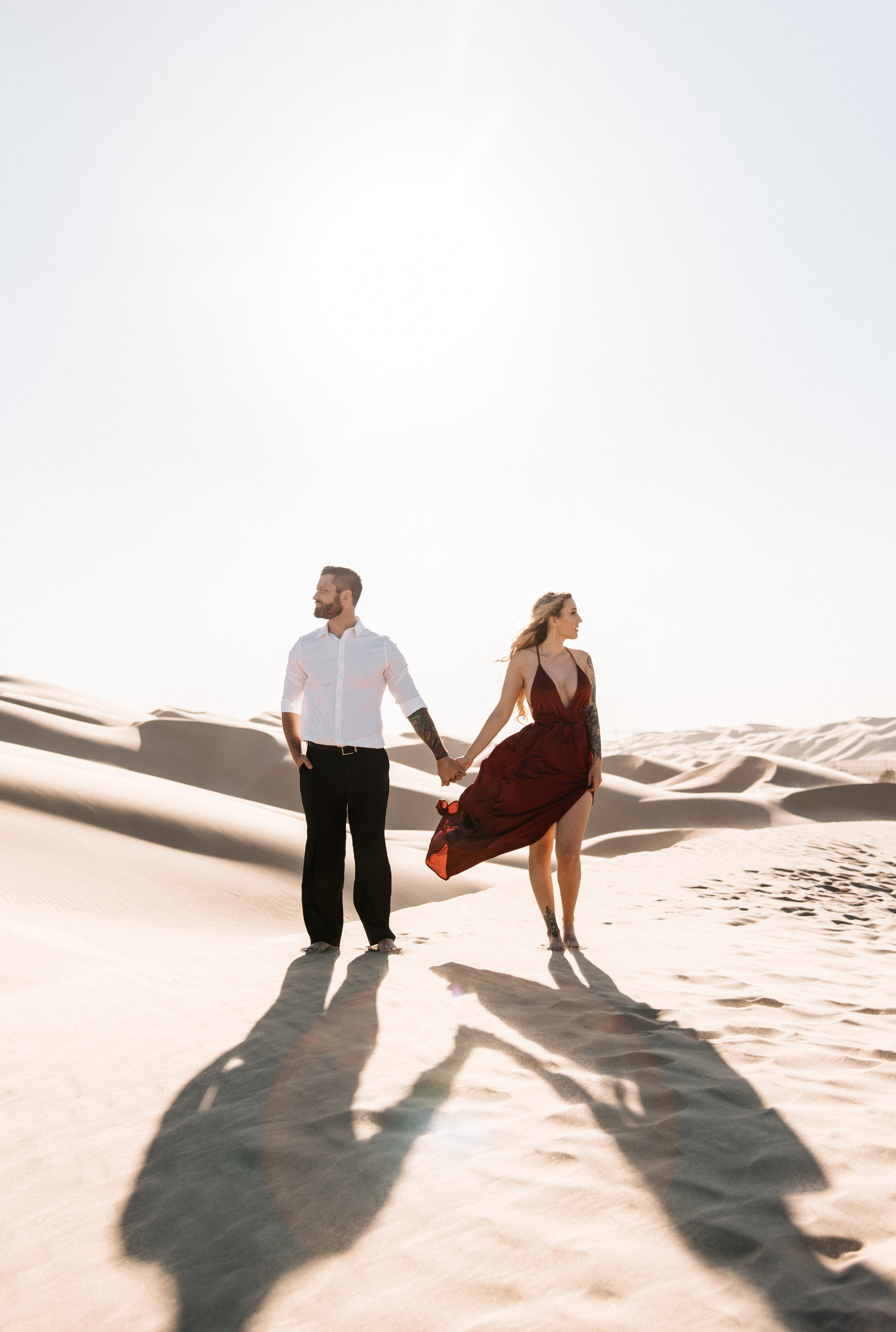 SamErica Studios - Modern San Diego Engagement Photographer - Adventure Engagement Session in Glamis Sand Dunes California-33.jpg