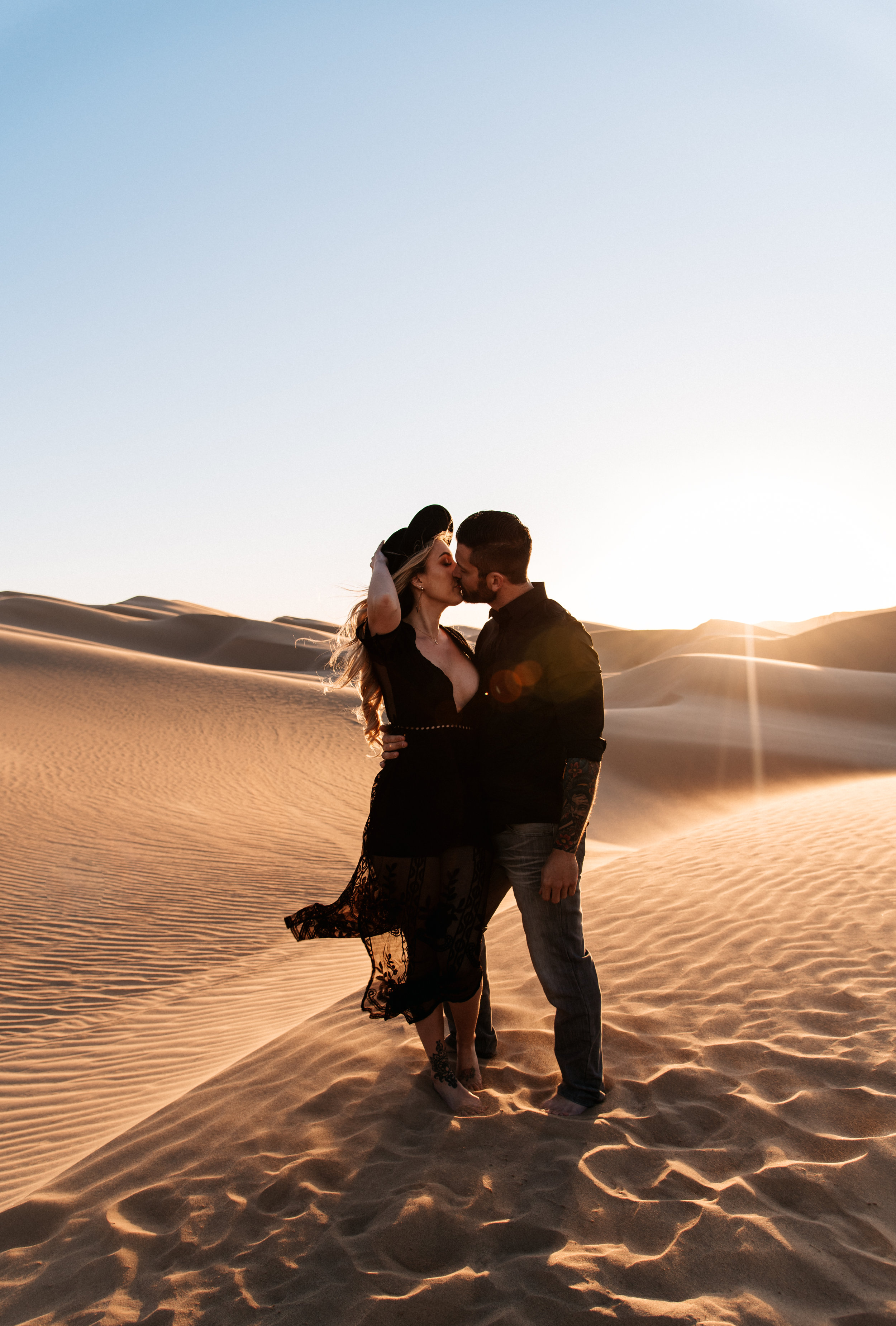 SamErica Studios - Modern San Diego Engagement Photographer - Adventure Engagement Session in Glamis Sand Dunes California-44.jpg
