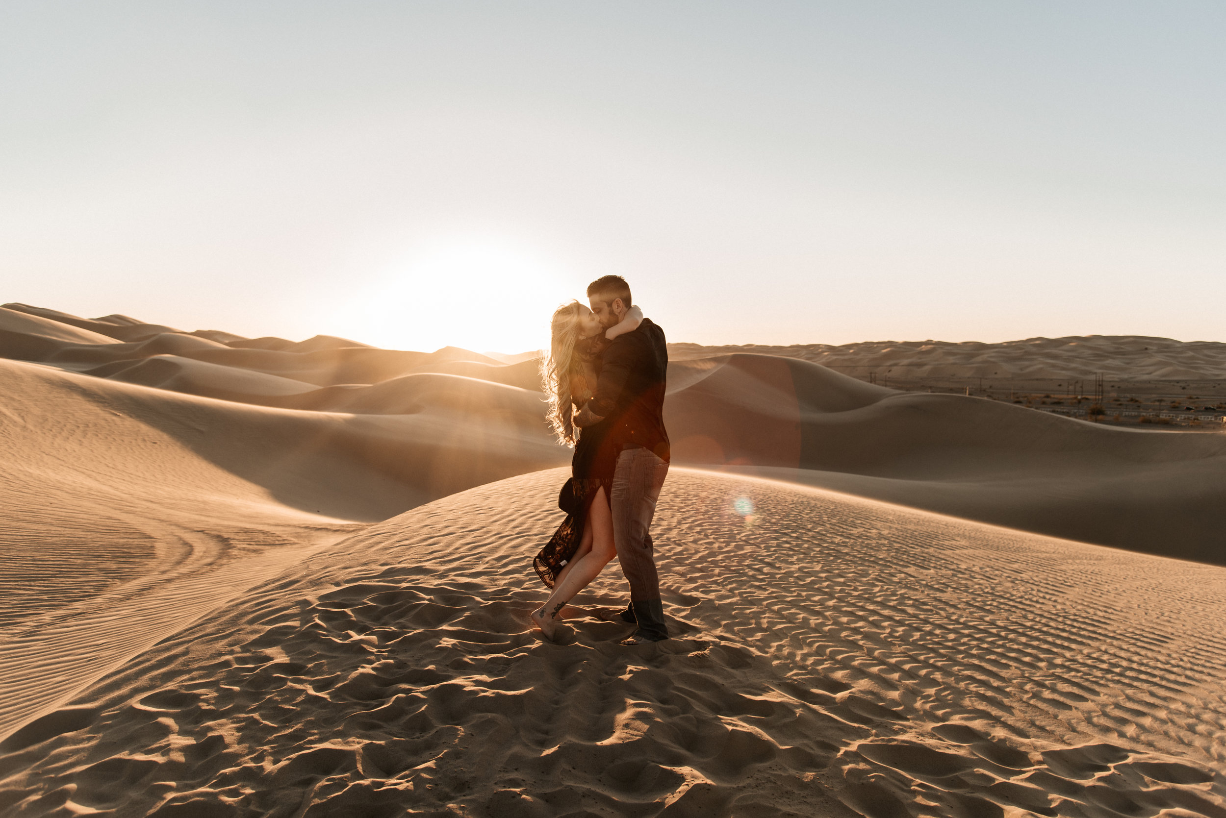 SamErica Studios - Modern San Diego Engagement Photographer - Adventure Engagement Session in Glamis Sand Dunes California-47.jpg