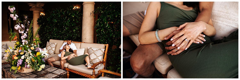 SamErica Studios - San Diego Maternity Photographer - Modern Palm Tree Desert Oasis Maternity Session - San Diego Babymoon at the Villas at Rancho Valencia_0001.jpg