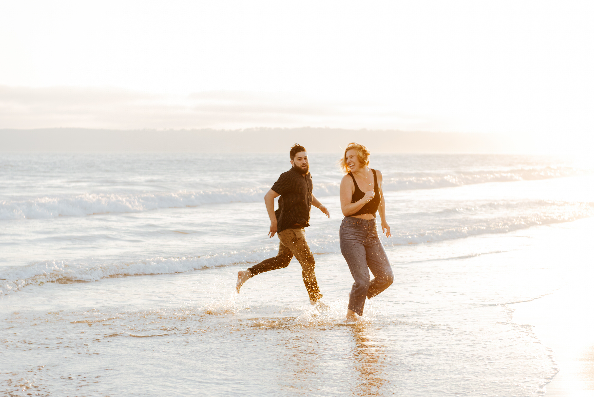 SoCal Standard - San Diego Engagement Photographer - Beach Bonfire at the Hotel Del Coronado-14.jpg