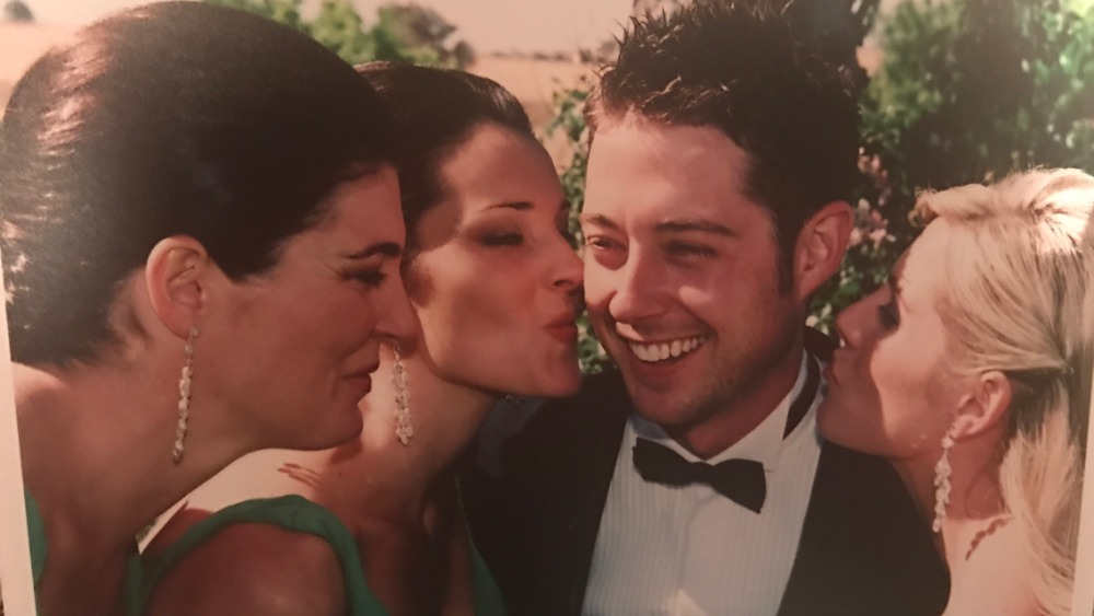 My siblings - Carissa, me, Nicholas, Marita.....