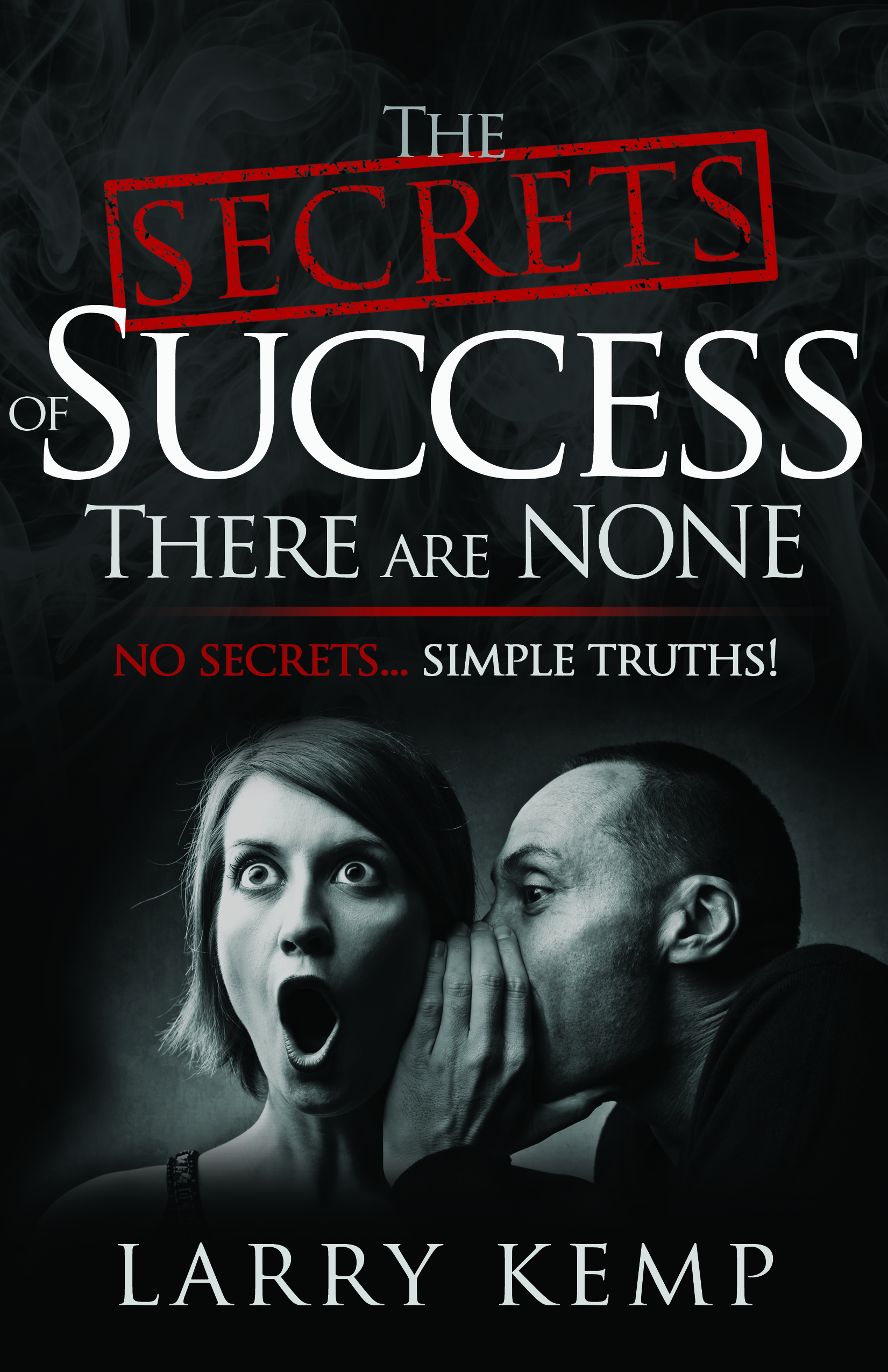 The Secrets Of Success - Front Cover.jpg